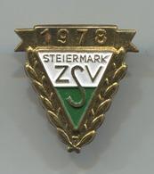 ZSV STEIERMARK 1978 - Austria, Vintage Pin, Badge, Abzeichen - Associations