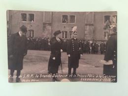 Dynastie - à La Caserne 19.12.1919 - Grand-Ducal Family