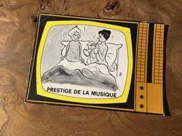 263/ PRESTIGE DE LA MUSIQUE - Humour