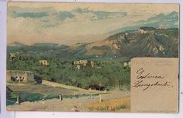 Cartolina - Postcard / Viaggiata - Sent / Pittorica – Napoli – I Camaldoli Dal Vomero - Napoli