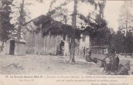 PERTHES LES HURLUS LA CELEBRE ET HISTORIQUE MAISON FORESTIERE (GUERRE DE 1914(dil406) - Weltkrieg 1914-18