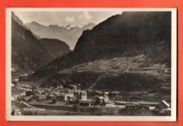EBG-02  Bovernier . Circulé En 1921. - VS Valais