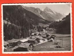 EBG-04 Mottec Et Le Besso, Val D'Anniviers. Non Circulé, Grand Format - VS Valais