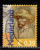 NL+ Niederlande 2003 Mi 2083 Van Gogh - Gebruikt