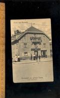 DORNACH (Mulhouse) : Wirtschaft Zur Grünen Tanne Louis Augsburger  1910 - Mulhouse