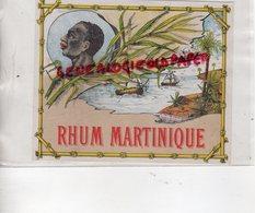 ETIQUETTE RHUM MARTINIQUE - Rhum