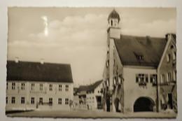"""(10/7/41) AK """"Mainburg Hallertau"""" Teilansicht - Mainburg"""