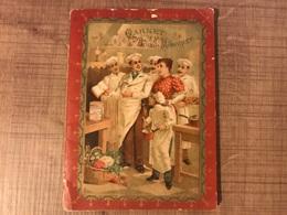 Carnet De La Bonne Ménagère Liebig - Liebig