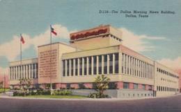 Texas Dallas The Dallas Morning News Company Curteich - Dallas