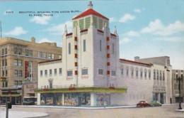 Texas El Paso Beautiful Spanish Type Kress Building - El Paso