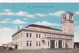 Texas El Paso Union Station 1946 - El Paso