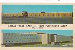 Texas Dallas Trade Mart And Home Furnishing Mart - Dallas