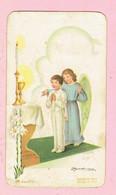 Plechtige H. Communieprentje - Aloïs Keersmaekers - Arendonk 1951 - Images Religieuses
