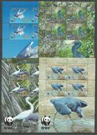 PENRHYN - MNH - Animals - Birds - WWF - Oiseaux