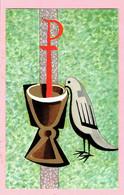 Plechtige H. Communieprentje - François Van Den Heuvel - Lille 1973 - Images Religieuses