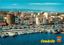 TARRAGONA  CAMBRILS   El Puerto Comarque Baix Camp  Costa Dorada  28 (scan Recto-verso)MA1934Ter - Tarragona