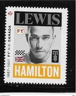 CANADA 2017,  2997i,  CANADA FORMULA 1, GRAND PRIX DU CANADA :DIE CUT  Lewis  Halmilton - Carnets