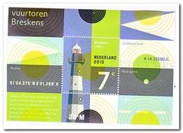 Nederland 2010, Postfris MNH, NVPH 2717, Lighthouse - Period 1980-... (Beatrix)