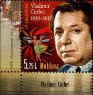 "Moldova 2018 In Memory Of V.Kurbet,Director General Of The National Academic Dance Ensemble ""JOC"" 1v Qualiti:100% - Moldova"