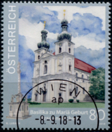 Austria 2018 Kirchen In Österreich (X) GESTEMPELT/USED/O - 1945-.... 2ème République