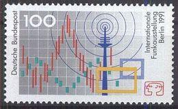 DEUTSCHLAND 1991 Mi-Nr. 1553 ** MNH - [7] Repubblica Federale