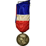 France, Médaille D'honneur Du Travail, Médaille, 1960, Excellent Quality - Militari