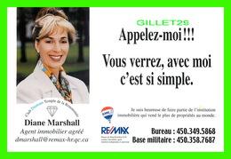 ADVERTISING - PUBLICITÉ - DIANE MARSHALL, RE/MAX - MOI, J'AI LE SECRET DE LA POTION MAGIQUE ! - - Publicité