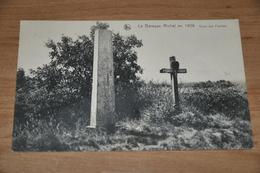 6644- LA BARAQUE MICHEL EN 1926, CROIX DES FIANCES - Jalhay