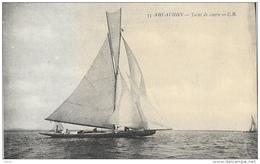 33 - ARCACHON - Yacht De Course - Arcachon