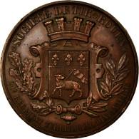 France, Médaille, Société De Tir De Rouen, 21ème Régiment D'Infanterie - France