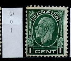 Canada - Kanada 1932-33 Y&T N°161 - Michel N°162 (o) - 10c George V - 1911-1935 Règne De George V