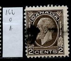 Canada - Kanada 1932-33 Y&T N°162 - Michel N°163 (o) - 2c George V - 1911-1935 Règne De George V