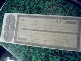 Vieux Papier Lettre  De Change De 1884  LOUIS ESQUIROUX  A ALBI 81 Cachet Imperial & Fiscal De 10 Ct - Cambiali