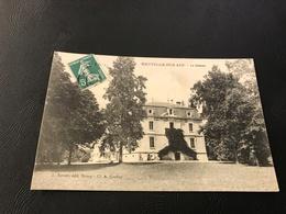 NEUVILLE SUR AIN Le Chateau - 1909 Timbrée - Frankreich