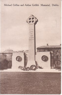 Dublin - Michael Collins And Arthur Griffith Memorial - Dublin