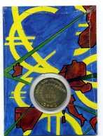BLISTER  NEUF  AVEC  1/4 EURO  ENFANT De 2002 !!!! - France