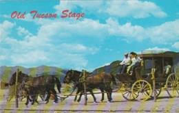 Arizona Old Tucson Stagecoach 1965 - Tucson
