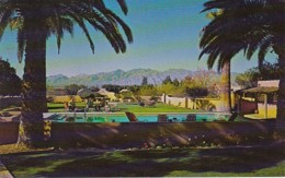 Arizona Tucson The Lodge On The Desert Resort Garden Patio 1967 - Tucson