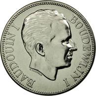Belgique, Médaille, Le Roi Baudouin Ier, FDC, Copper-nickel - Belgique