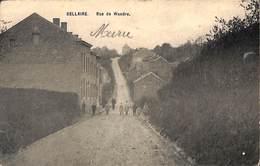 Bellaire - Rue De Wandre (animée, AHH 1910) - Beyne-Heusay