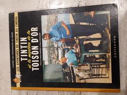 TINTIN ET LE MYSTERE DE LA TOISON D OR -EO-1962 B - Tintin