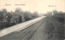Barchon - Route De Tignée (Edit. Vannevel, Rails, 1911) - Blegny
