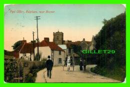 FELPHAM, UK - POST OFFICE - ANIMATED IN CLOSE UP - TRAVEL IN 1913 - VALENTINE'S SERIES - - Brighton