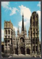 90967/ EGLISES, France, Cathédrale Notre-Dame De Rouen, Façade - Kerken En Kathedralen