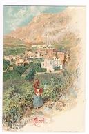 Cartolina - Postcard / Non Viaggiata - Unsent / Pittorica – Capri - Italia