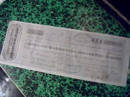 Vieux Papier Lettre  De Change De 1855 FABRIQUE A VILLEFRANCHE GERMAIN BERTHELON   TATTET  Fiscal 20 Ct Cachet Imperial - Cambiali