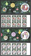 Greece 2018 Christmas Of Children - 2 Booklets Of Self-Adhesive Stamps MINT - Griechenland