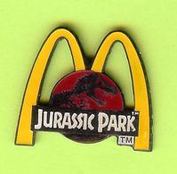 Pin's Mac Do McDonald's Jurassic Park Dinosaure - 2BB30 - McDonald's