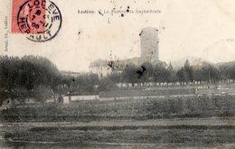 34.HERAULT. // LODEVE.LE PARC DE LA CATHEDRALE// - Lodeve