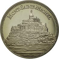 France, Médaille, Le Mont Saint-Michel, FDC, Copper-nickel - France